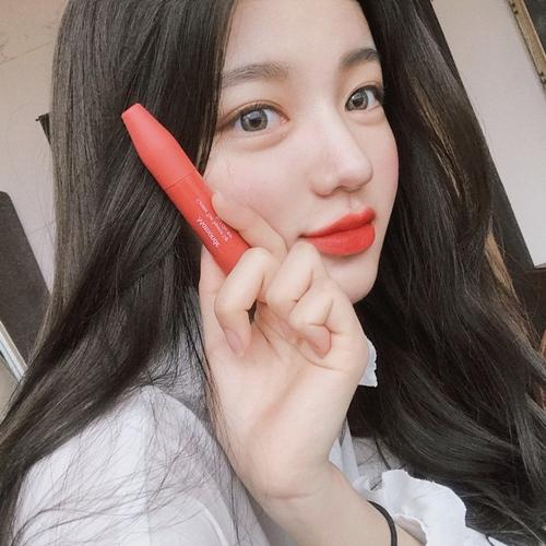 Son Kem Dạng Bút Mamonde Creamy Tint Squeeze Lip