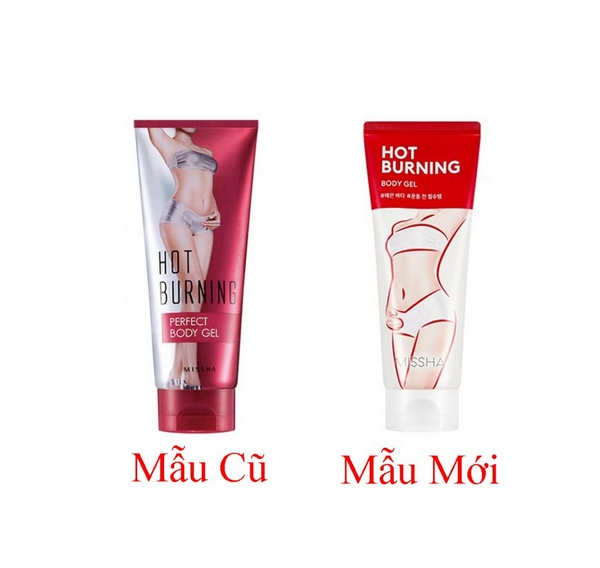 Kem Massage Tan Mỡ Xóa Rạn Da Missha Hot Burning Perfect Body Gel