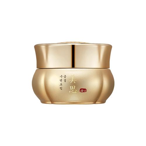 Hình ảnh thực tế Kem Dưỡng Ban Đêm Trắng Da Và Cải Thiện Nếp Nhăn Missha Misa Geum Sul Overnight Cream 80ml