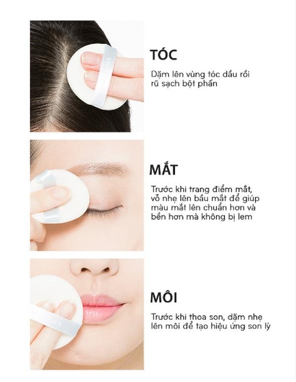 Phấn Phủ Nén Siêu Mịn Missha Sebum - Cut Powder Pact