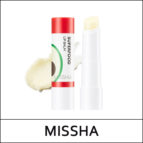 Son Dưỡng Môi Missha Superfood Avocado Lip Balm