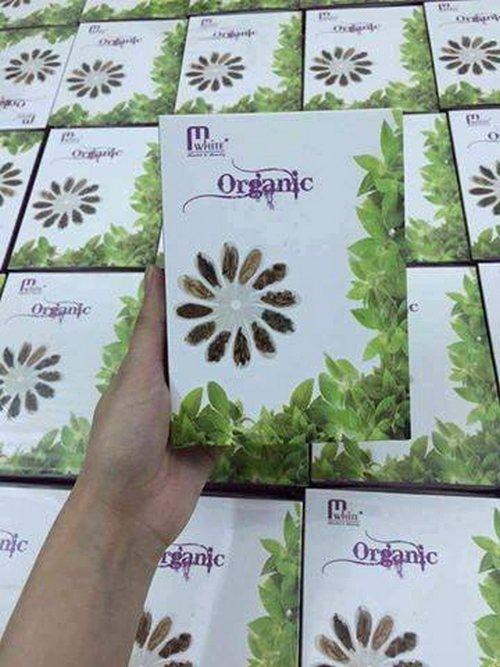 Tắm Trắng Thảo Mộc MWhite Organic