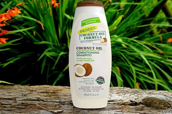 Dầu Gội Dưỡng Tóc Dầu Dừa Palmer's Coconut Oil Formula Shampoo