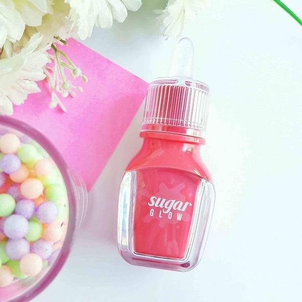 Son Tint Giữ Ẩm Peripera Sugar Glow Tint