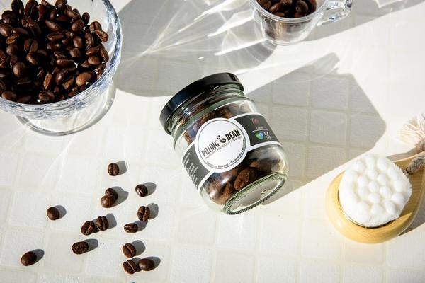 [NEW] Viên Tẩy Tế Bào Da Chết Từ Café Nguyên Chất Pilling Bean Facial Scrub Cleanser