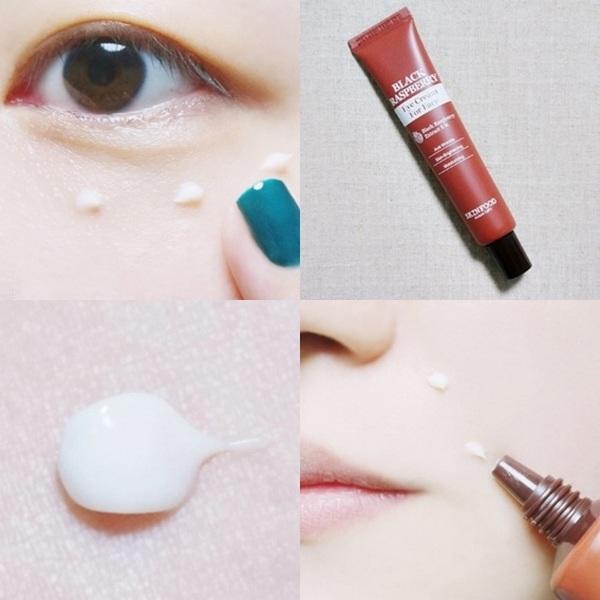 Kem Dưỡng Chống Nhăn Vùng Da Quanh Mắt SkinFood Black Raspberry Eye Cream For Face