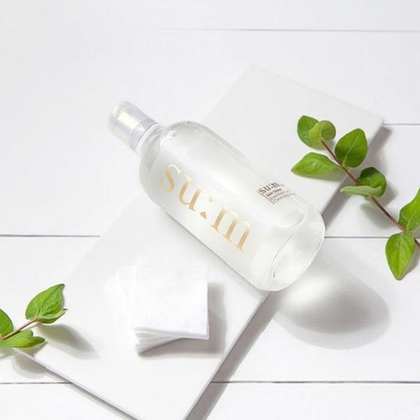 Nước Tẩy Trang Lên Men Tự Nhiên Su:m37 Skin Saver Essential Cleansing Water