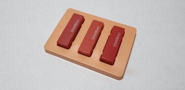 Set 3 Thỏi Son Lì Thời Thượng Somebeau Sheer Matte Lipstick Mini