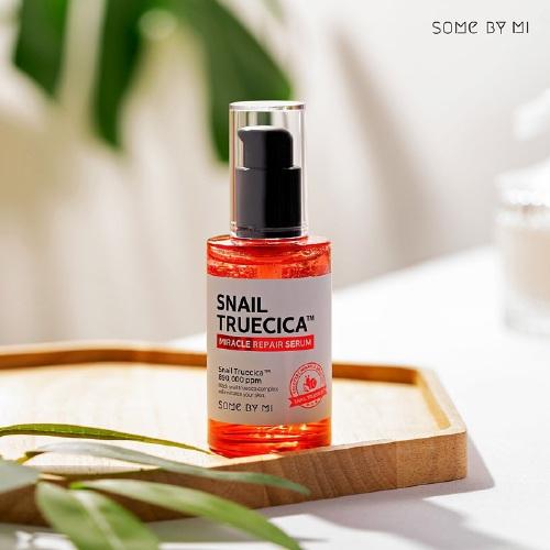 Tinh Chất Phục Hồi Da Some By Mi Snail Truecica Miracle Repair Serum 6