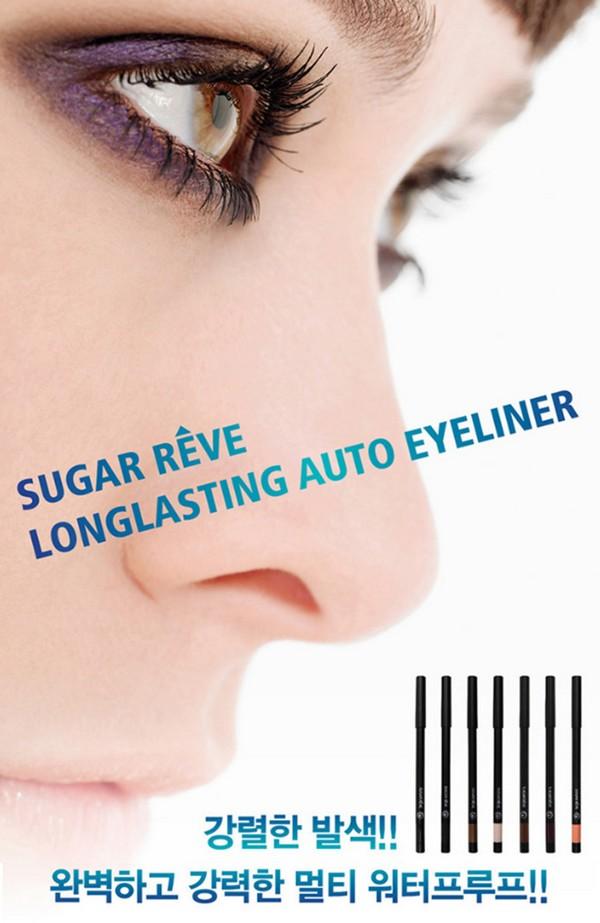 [BIG SALES] Chì Kẻ Mắt Chống Trôi Sugar Reve Long Lasting Auto Eyeliner