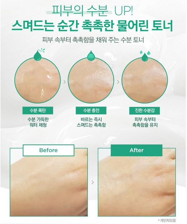 Nước Hoa Hồng Giữ Ẩm Và Chống Lão Hoá The Face Shop Chia Seed Hydrating Facial Toner 160ml (Phiên Bản Mới)