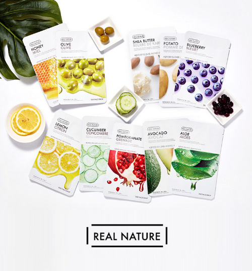 Review Mặt Nạ The Face Shop Real Nature Mask Sheet 20g