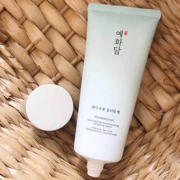 Bộ Dưỡng Ẩm Chuyên Sâu Yehwadam Revitalizing Moisturizing Cream Special Gift Set (2 sản phẩm)