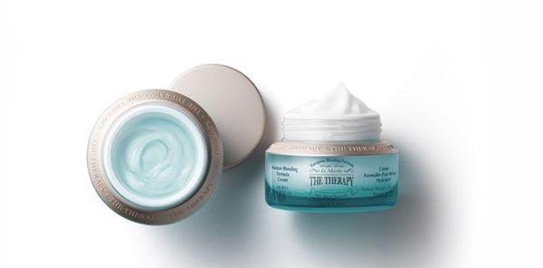 Thành phần Kem Dưỡng Ẩm Chống Lão Hóa The Face Shop The Therapy Moisture Blending Formula Cream 50ml