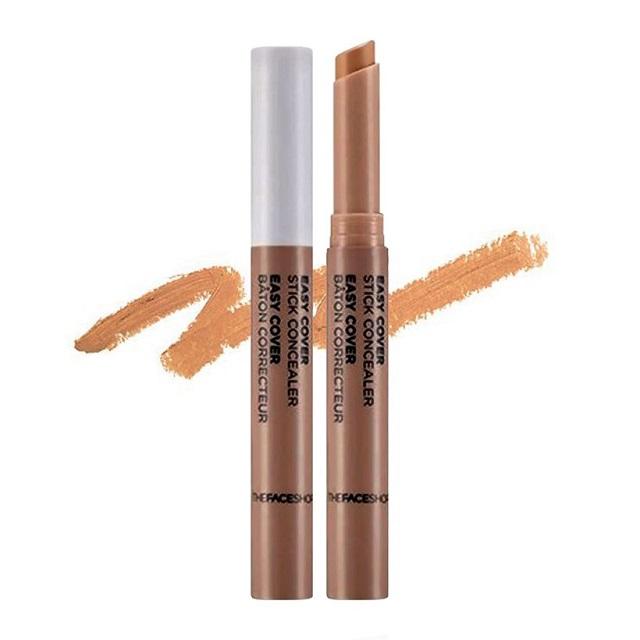 ThanhChe Khuyết ĐiểmThe Face ShopEasy Cover Stick Concealer 22g