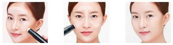 Kem Nền Chống Nắng The Face Shop Multi Stick Foundation SPF45 PA++