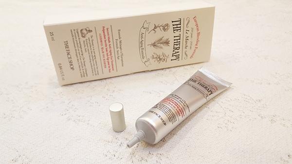 Kem Dưỡng Chống Lão Hóa Da Vùng Mắt The Face Shop The Therapy Anti-Aging Formula Eye Treatment