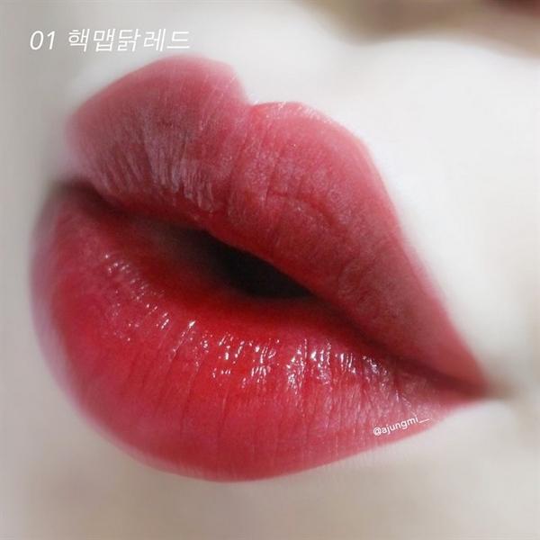 Son Tint Mì Cay TonyMoly x Samyang Lip Sauce Tint 9g [Hot Edition]