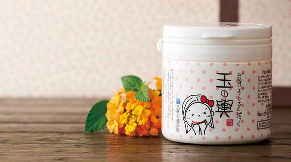 Mặt Nạ Đậu Phụ Dưỡng Ẩm Tofu Moritaya Mask 150g
