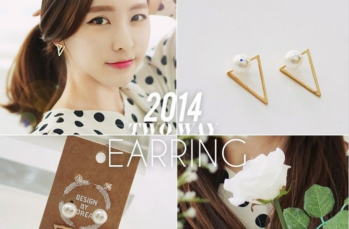 Set 6 Bông Tai Miracle 6 (Two-Way Earring)