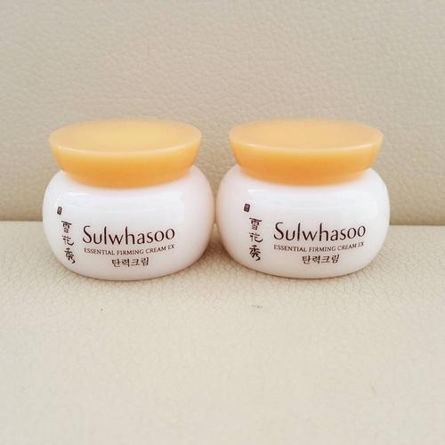 Kem Chống Lão Hóa, Săn Chắc Da Sulwhasoo Essential Firming Cream Ex 5ml - Dùng thử